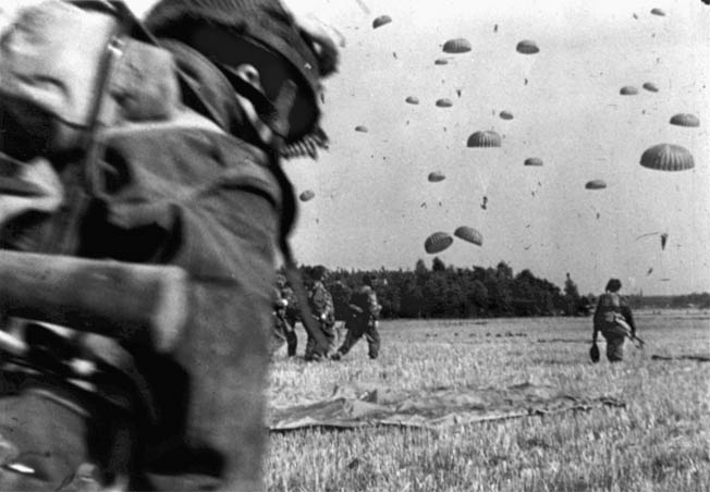 A bridge across the rhine proved an insurmountable goal for the ill-fated British 1st Airborne during Operation Market-Garden.