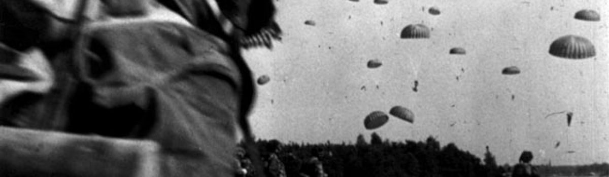 British Paratrooper at Arnhem: An Interview With James Sims