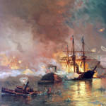The Confederate Run for New Orleans