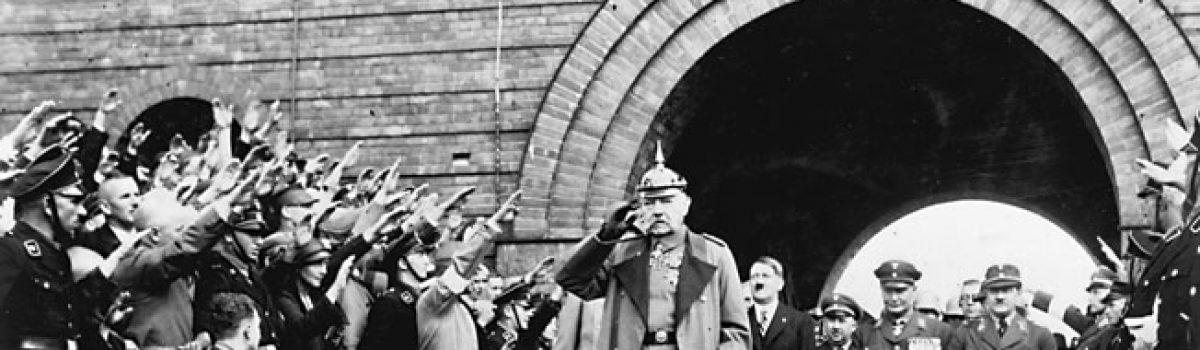 Axis Leaders: Paul von Hindenburg