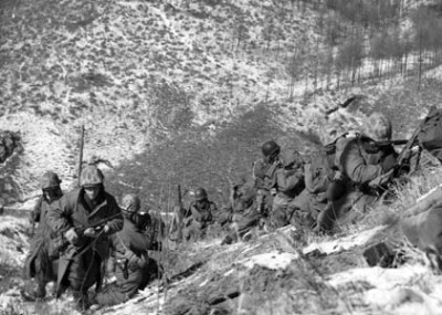 Book Review: The Frozen Chosen: The 1st Marine Division and the Battle of the Chosin Reservoir