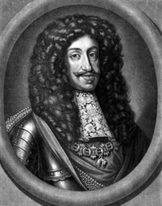 Catholic Monarch James II was backed by his fellow Catholic, King Louis XIV, in his bid to reclaim his crown.