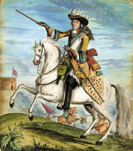 Dutch-born William of Orange led the Glorious Revolution that restored a Protestant to the English throne.