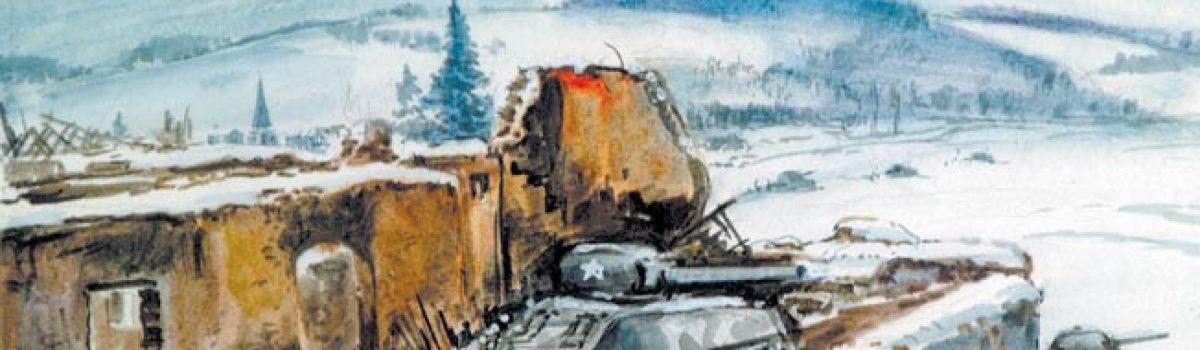 Christmas in Embattled Bastogne