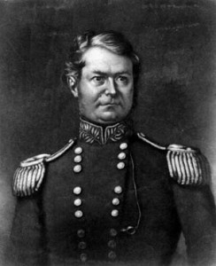 Maj. Gen. William Worth.
