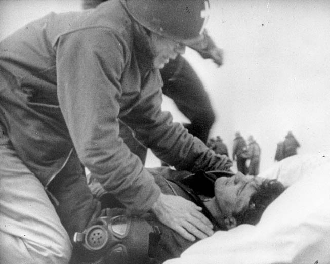In two world wars, British and American chaplains risked their lives to bring a fleeting sense of peace and glory to soldiers on the battlefield.