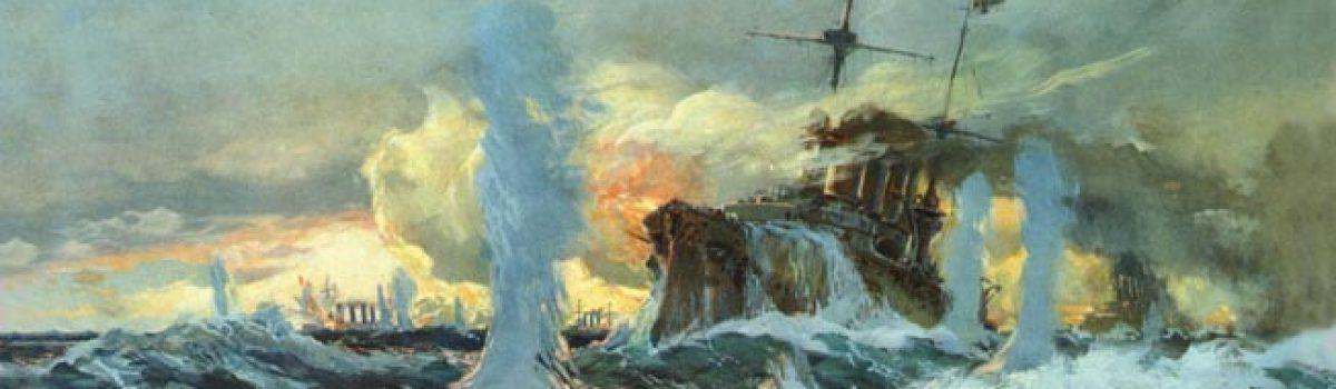British Naval Disaster at Coronel