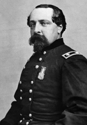 General Edward Ferrero.