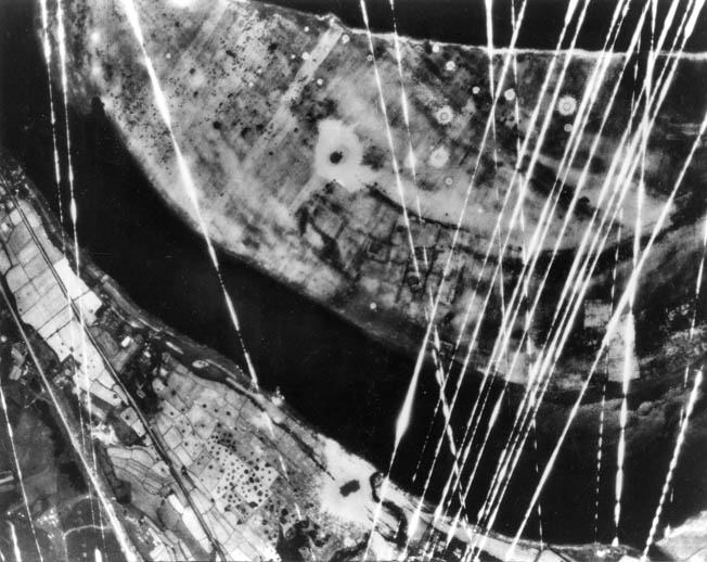 The American Air Force and Navy expended countless bombs, planes, and pilots in an effort to destroy the strategically vital Thanh Hoa Bridge.