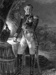 Marshal Gouvion Saint-Cyr.