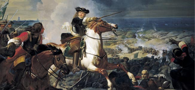 The Vicomte de Turenne served France admirably, leading its armies to victory in many of the great wars of the 17th century.