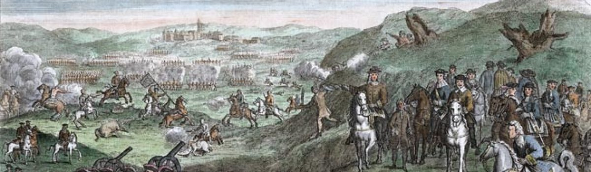 The Battle of Edgehill: Halting the Royalist March on London