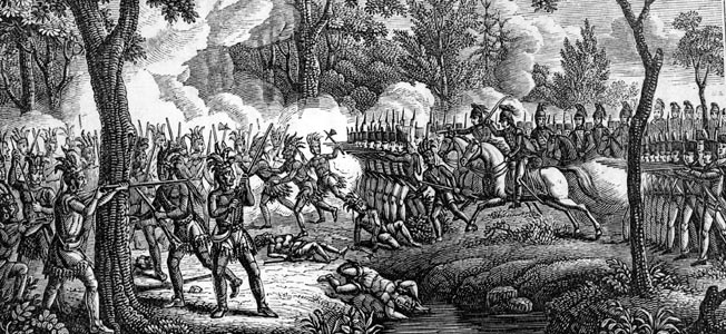 At Fallen Timbers American troops shattered the Northwest Indian Confederacy on August 20, 1794. Following the conclusion of the Northwest Indian War, Wells was appointed to serve in the prosperous capacity of Indian agent in Fort Wayne.