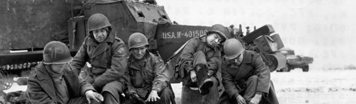 Fire: A Photo Essay for the World War II GI
