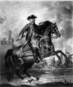 Lt. Gen. Sir John Ligonier.