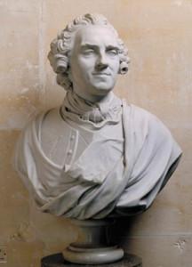 Marshal Hermann Maurice de Saxe.