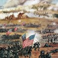Against his better judgement union General Ambrose attacked Robert E. Lee's entrenched confederates at Fredericksburg.