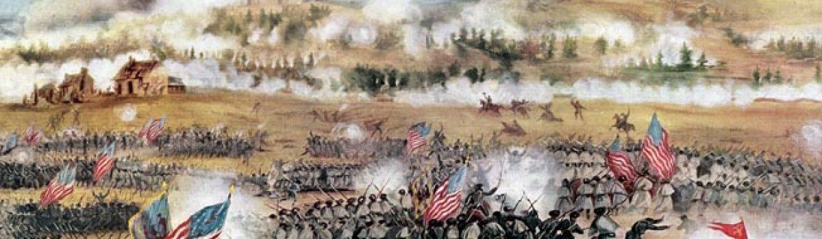 War So Terrible: The Battle of Fredericksburg