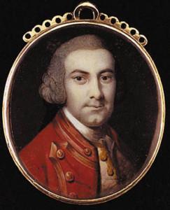 Sir William Johnson.