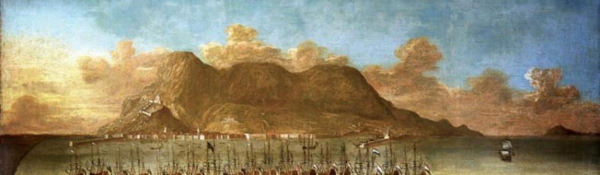 Capturing the Rock: Gibraltar 1704