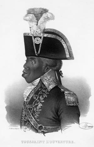 In early 1802, a 20,000-man French invasion force led by Napoleon Bonaparte's brother-in-law landed in Haiti.