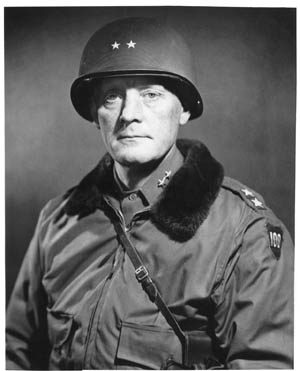 Major General Withers A. Burress commanded the 100th (Century) Division.