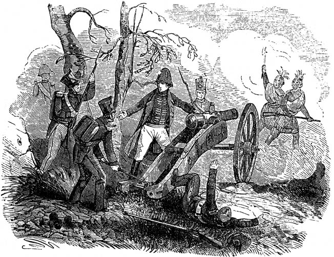 Andrew Jackson and his hard-bitten Tennessee militia would inflict a deadly retribution at Horseshoe Bend.