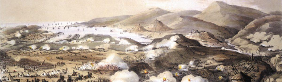 Leo Tolstoy & The Siege of Sevastopol