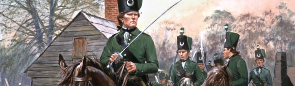 John Graves Simcoe: a Queen's Ranger in the American Revolution