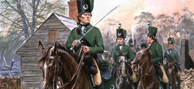 Leader of the most successful British partisan unit in the Revolutionary War, Simcoe's troops plagued American forces from New York to South Carolina.