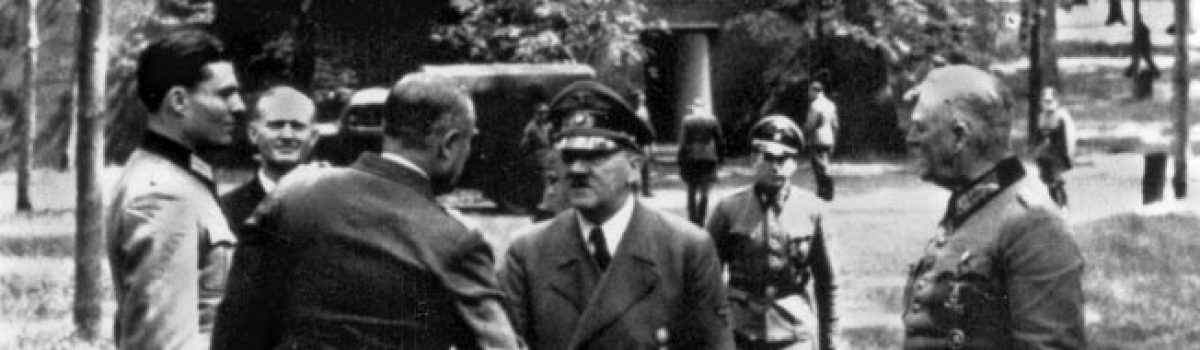 """Do You Recognize My Voice?"": The Question That Ended Operation Valkyrie"