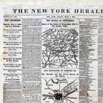 Intelligence: Confederate Spies Used Newspapers to Communicate