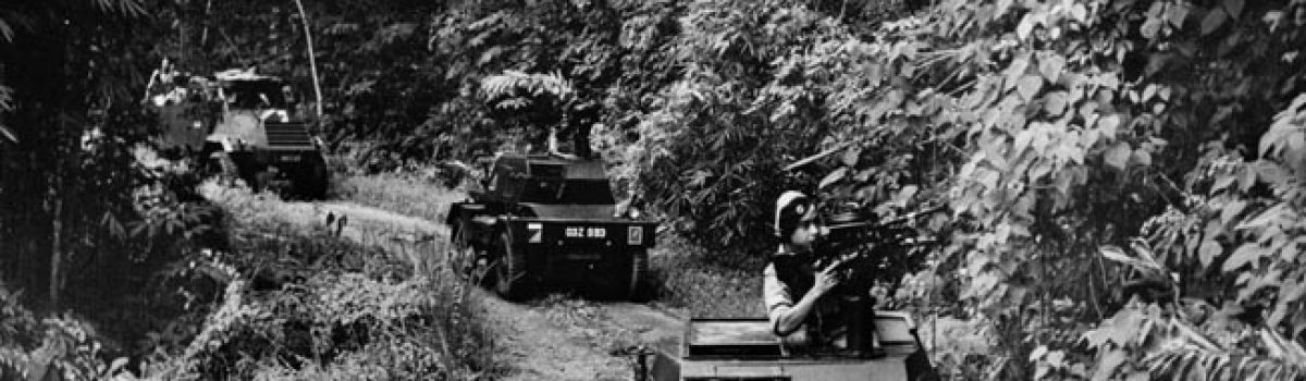 The Malayan Emergency: How to Fight a Counterinsurgency War