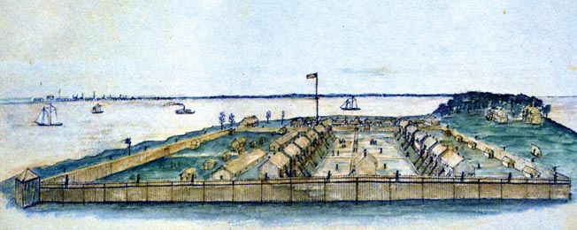 The secret expedition in November 1864 to rescue Confederate prisoners at Johnson's Island collapsed when one of those involved in the plot alerted authorities.