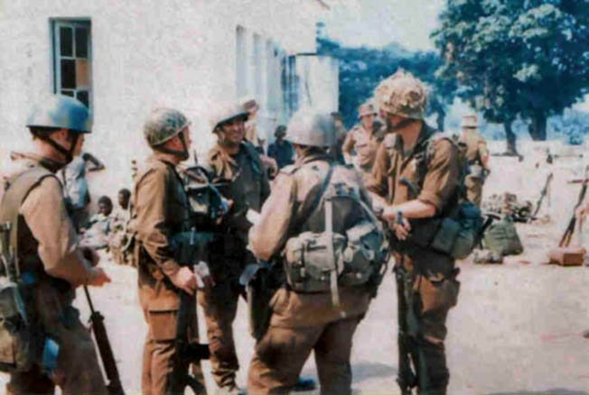 South African paratroopers descended on an Angolan guerrilla base in 1978, sparking decades of debate over the ultimate aims of the raid.