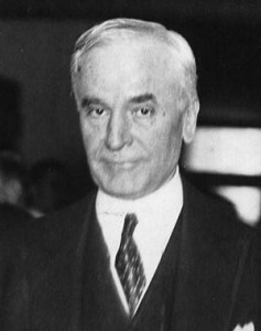 Secretary of State Cordell Hull.