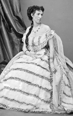 "Known to Northerners as the ""Cleopatra of the Secession,"" Boyd served stints in both the Old Capitol"