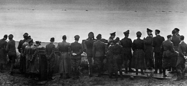 "The planned 1940 sea invasion of Britain, Operation Sea Lion, remains one of the great ""what-ifs"" of modern military history."