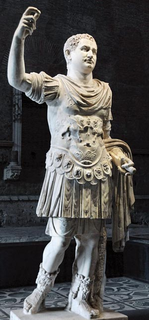 Titus was regarded as a competent military commander largely because of his successful siege of Jerusalem.