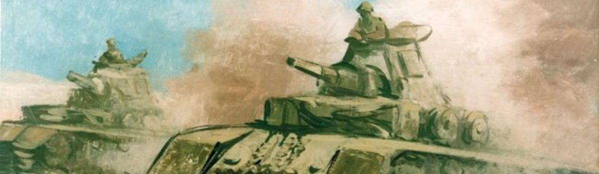 Field Marshal Erwin Rommel & The Battle of Kasserine Pass