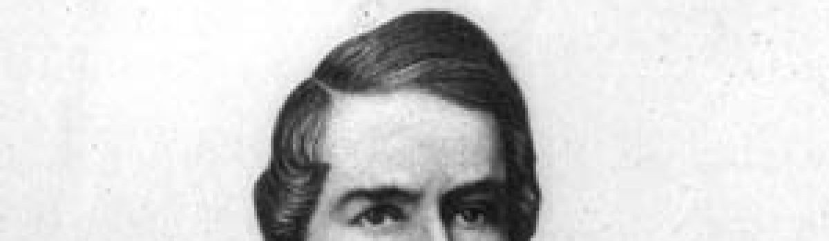 Confederate Cavalryman Turner Ashby