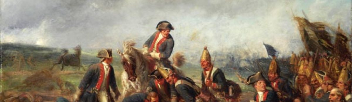 Frederick The Great's First Defeat