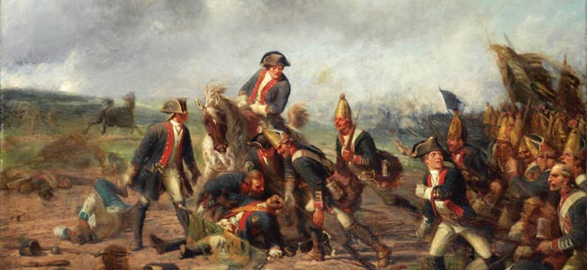 In June 1757, ever-victorious Prussian monarch Frederick the Great advanced confident on Austrian forces at Kolin.