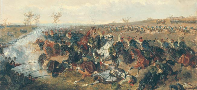 Helmuth von Moltke's complex strategy to defeat the Austrian Army required to Prussian princes to adhere to its principles to ensure its success.
