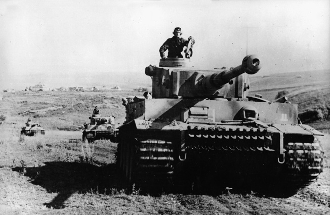 The Mark Vi Tiger tank, with its 88mm cannon, was perhaps the most feared weapon in the Wehrmacht arsenal; however, the mammoth tank was plagued by mechanical failures and an insatiable appetite for fuel.