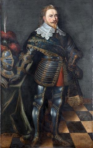 Swedish King Gustavus Adolphus