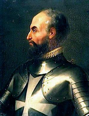 Grand Master Jean de Valette.