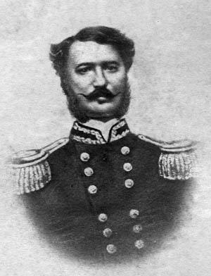 Confederate Maj. Gen. John B. Magruder.