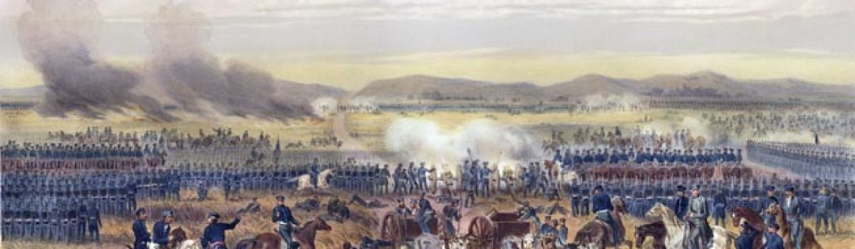 Opening Moves on the Rio Grande: The Relief of Fort Texas