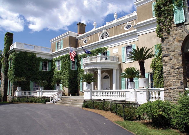 The Franklin D. Roosevelt Presidential Library and Museum at Hyde Park is the premier research center for the FDR era.